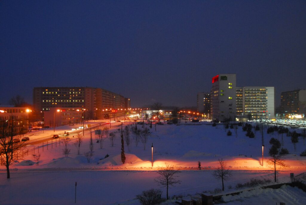 Neustadt Winter
