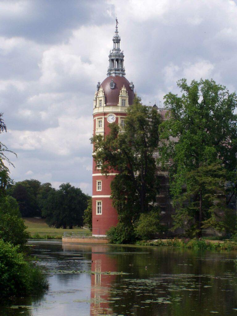 Hoyerswerda Schloss am See